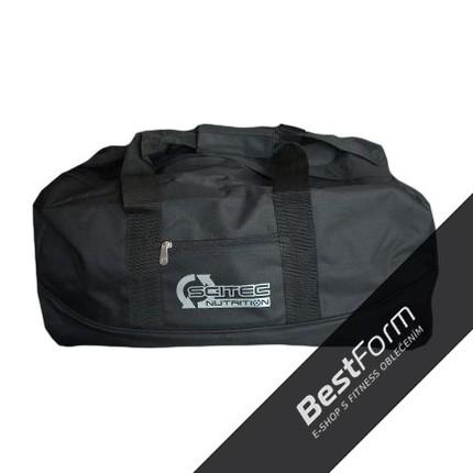 Pánská kolekcia - Športová taška SCITEC - Čierna