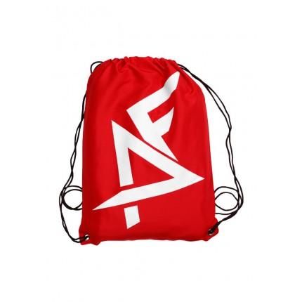 Pánská kolekcia - AESTHETIC FITNESS - Vak na chrbát (červená)