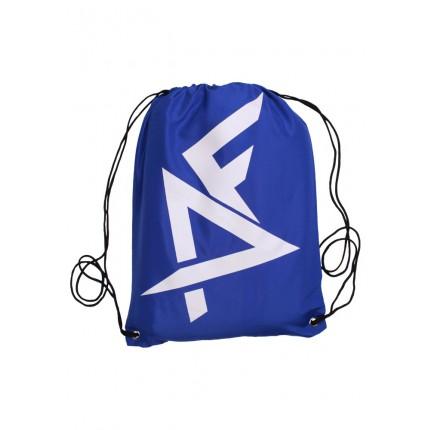 Pánska kolekcia - AESTHETIC FITNESS - Športový vak (modrá)