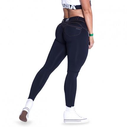 Dámske fitness oblečenie - NEBBIA - Bubble BUTT Pants Revolution 255