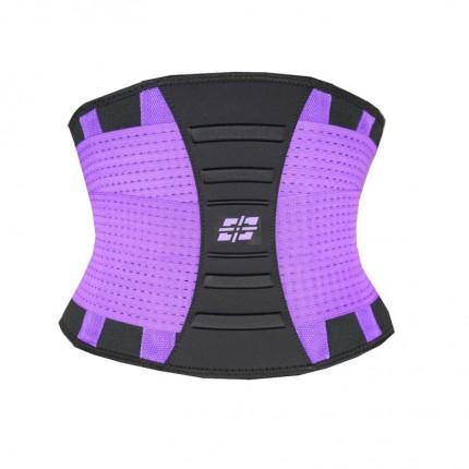 Dámska kolekcia - Power System - Fitness korzet (fialová)