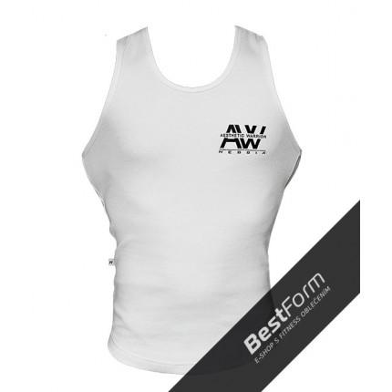 NEBBIA Výpredaj - NEBBIA - Výpredaj Tielko AW 111 (biela)