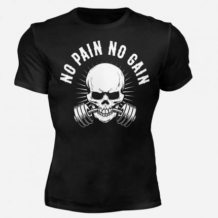 Pánska kolekcia - MOTIVATED - Tričko Bez bolesti to nejde 301