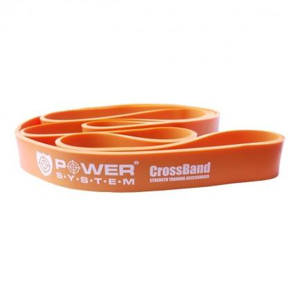 Dámska kolekcia - Power System - Guma na cvičenie Level 2 (oranžová)