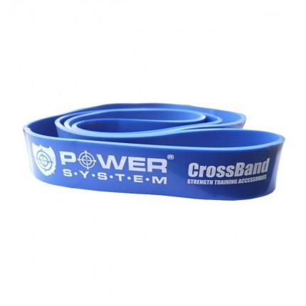 Dámska kolekcia - Power System - Guma na cvičenie Level 4 (modrá)