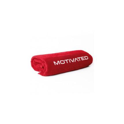 Dámska kolekcia - MOTIVATED - Uterák na cvičenie 411 (červená)