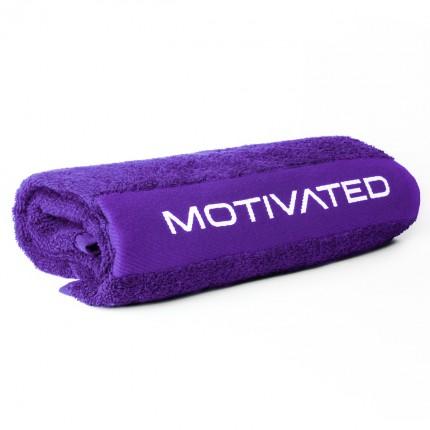 Dámska kolekcia - MOTIVATED - Fitness uterák 415 (fialový)