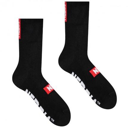 Dámska kolekcia - NEBBIA - Ponožky klasické unisex 103 (black)