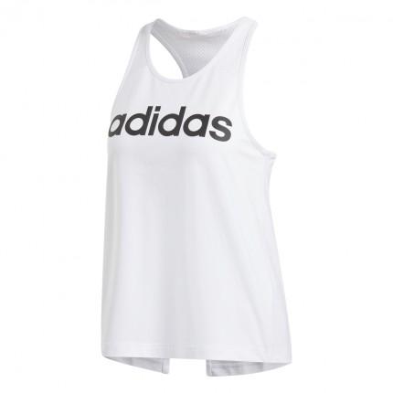 Dámska kolekcia - ADIDAS - Športové tielko dámske (biela) DU2064
