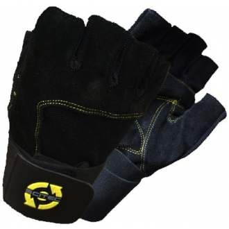 Rukavice na cvičenie - Scitec Yellow Style