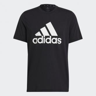 ADIDAS - Pánske tričko Simple Logo (čierna) GT3109