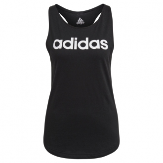 ADIDAS - Športové tielko s logom (čierna) GL0566