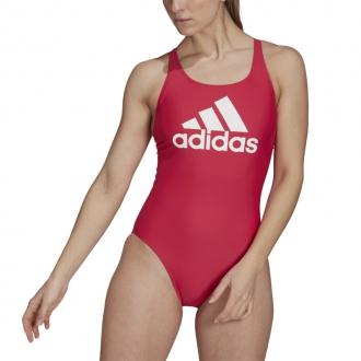 ADIDAS - Celé plavky červené GT2602