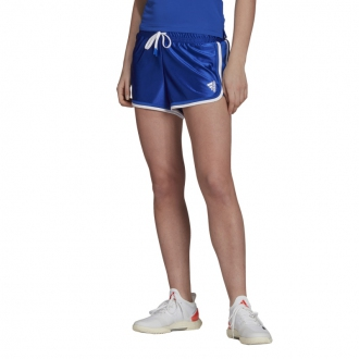 ADIDAS - Tenisové šortky dámske (modrá) H33708