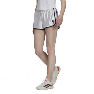 ADIDAS - Tenisové šortky dámske (biela) H33709