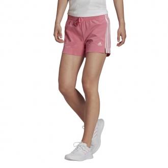 ADIDAS - Kraťasy na cvičenie dámske (ružová) H07885