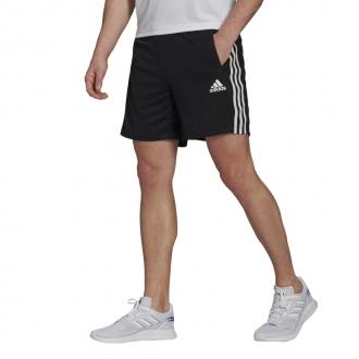 ADIDAS - Pánske šortky 3-STRIPES (čierna) GM2127