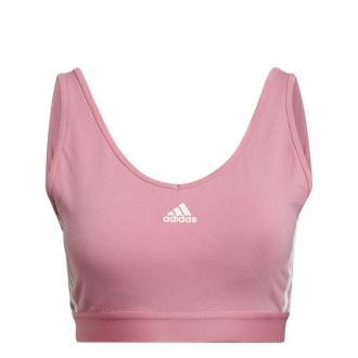 ADIDAS - Športová podprsenka PERFORMANCE (ružová) H10189