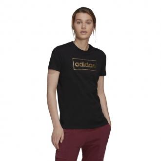 ADIDAS - Tričko dámske Foil Box Graphic (čierna) H14694