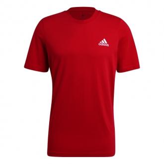 ADIDAS - Tričko na cvičenie pánske (červená) GK9642