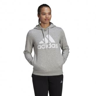 ADIDAS - Mikina dámska s kapucňou (sivá) GL0719