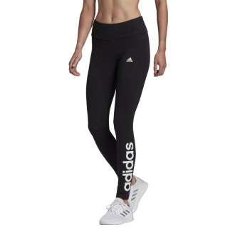 ADIDAS - Legíny high waist Essentials logo (čierna) GL0633