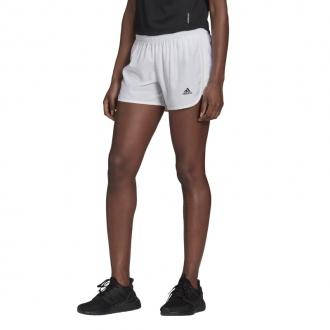 ADIDAS - Bežecké šortky dámske (biela) H31069