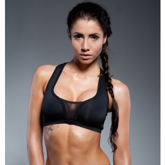 NDN – Fitness podpsrsenka APPIA (čierna)