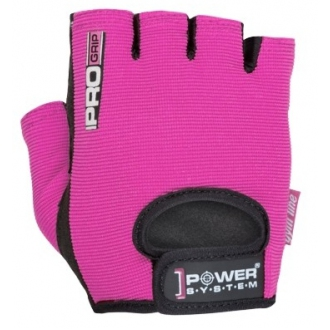 Power System - Fitness rukavice pre ženy (pink) PS-2250
