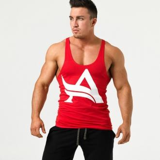 Aesthetix Era - Tielko na cvičenie (červeno-biela) (01.025)