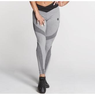 Gym Glamour - Legíny Glam Mixed Grey