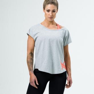 Aesthetix Era - Dámske tričko na cvičenie (sivá) (51.001)