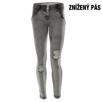 FREDDY - Push Up Jeans potrhané (1LJ13E-J3Y)