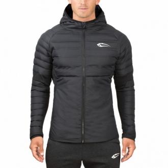 SMILODOX - Pánska športová bunda (čierna)