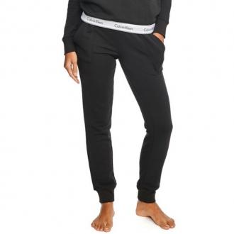 Calvin Klein - Dámske tepláky (čierna) QS5716E-001