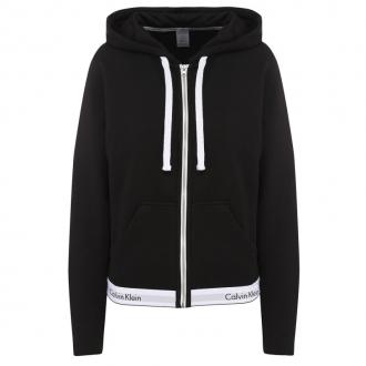 Calvin Klein - Dámska športová mikina (čierna) QS5667E-001