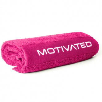 MOTIVATED - Uterák do fitka pre ženy 404 (ružová)