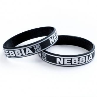 NEBBIA - Dámsky náramok YES YOU CAN (čierna)