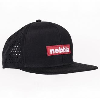 NEBBIA - Šiltovka SNAPBACK 163 (čierna)