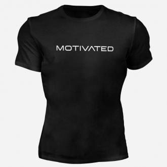 MOTIVATED - Pánske tričko na cvičenie 310