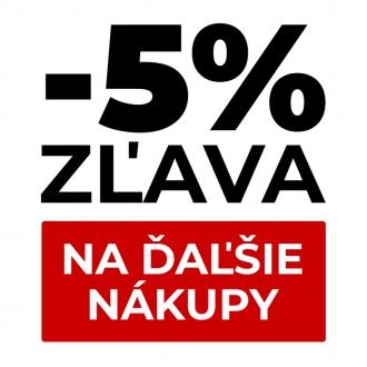 BestForm.sk - Zľavový kupón na ďaľšie nákupy