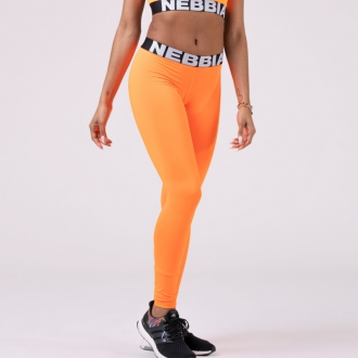 NEBBIA - Legíny SQUAD HERO 528 (orange)