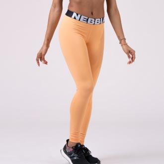 NEBBIA - Legíny SQUAD HERO 528 (apricot)