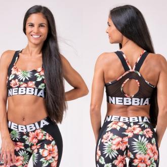NEBBIA - Športová podprsenka Aloha Babe 551
