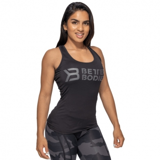 Better Bodies - Fitness tielko dámske CHRYSTIE 110965 (black)