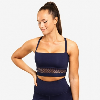Better Bodies - Podprsenka Waverly Mesh 110943 (dark navy)