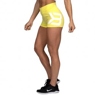 Better Bodies - Fitness kraťasy dámske GRACIE 110869 (lemon yellow)