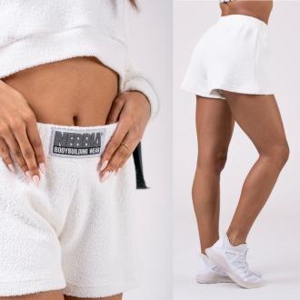 NEBBIA - Boxerské šortky REBEL HERO 521 (white)