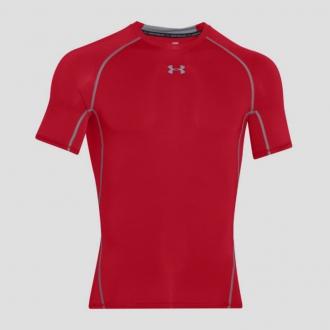 Under Armour - Kompresné tričko pánske (červená) 1257468-600