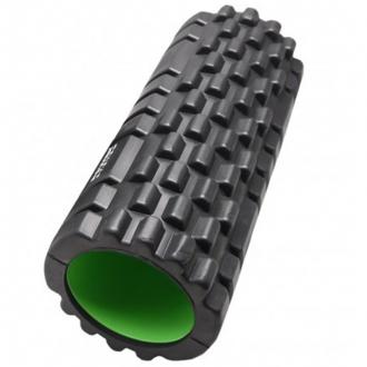 Power System - Masážny valec na cvičenie (čierno-zelená) PS-4050